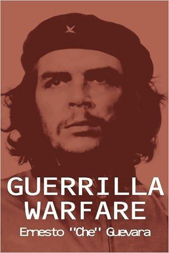 guerrilla warfare ernesto che guevara com  guerrilla warfare ernesto che guevara 9781492997481 com books