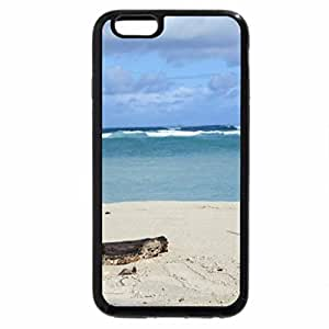iPhone 6S / iPhone 6 Case (Black) Drift wood view