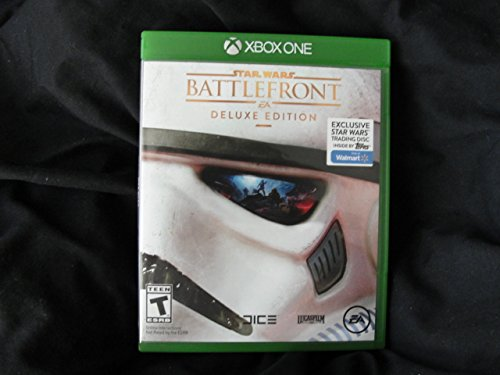 Electronic Arts Star Wars Battlefront Deluxe Edition (Xbox One) - Video Games