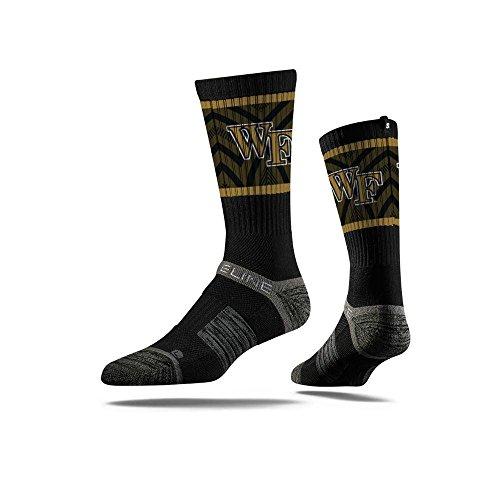Demon Deacons Socks | Wake Forest University Apparel | Strideline (Wake Forest Player)