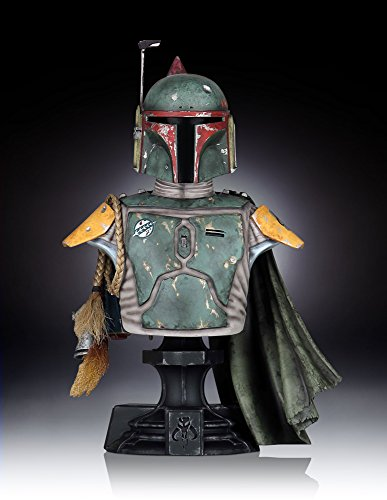 Boba Fett Star Wars Return of the Jedi Classic Bust Gentile Giant 1:6 Adult (Collectible Bust)