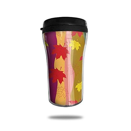 Mug Toronto Leafs Travel Maple (Colorful Maple Leaves Coffee Cup Personalized Travel Mug)