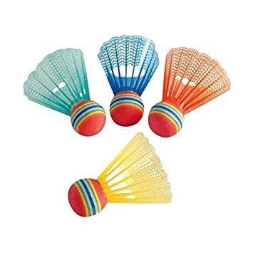 Federball Set 8 Stück Badminton