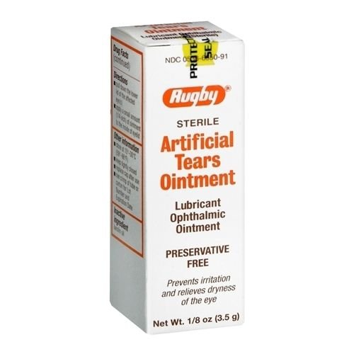 VEDCO Rugby Artificial Tears Ointment 12 EA - Buy Packs a...