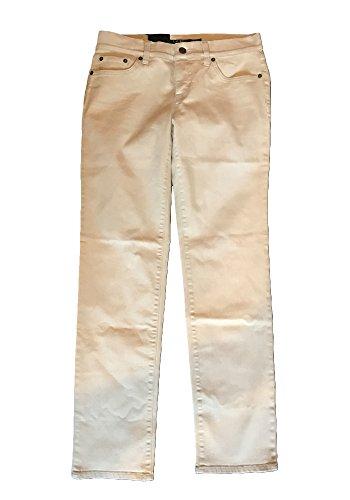 (RALPH LAUREN Petite Women's Modern Straight Jeans)