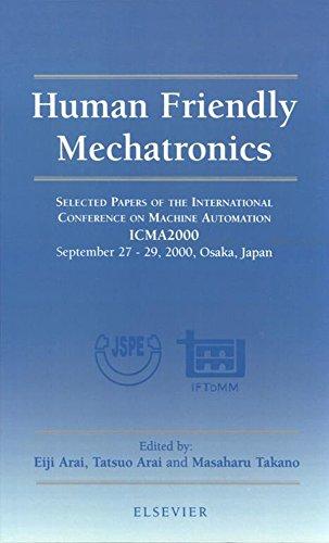 Download Human Friendly Mechatronics Pdf