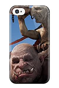 Iphone 4/4s Case Cover Creature Fantasy Abstract Fantasy Case - Eco-friendly Packaging