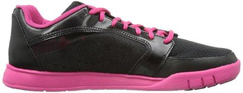 ReebokDANCE URLEAD - zapatillas de danza Mujer Negro - Schwarz (BLACK/PINK)