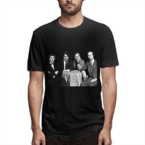 Kraftwerk around Table T-shirt, Adults S to 6XL