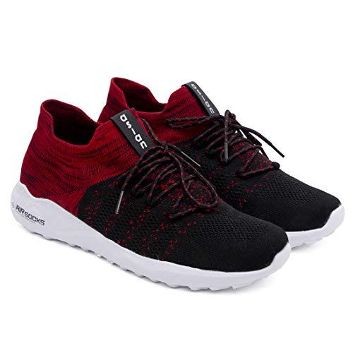 Asina Airsocks-12 Sports,Casual,Walking,Kniited Socks Shoes