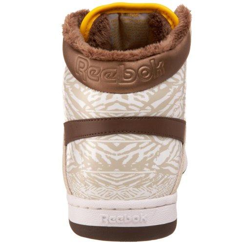 Reebok Zapatillas abotinadas Courtee Mid Blanco / Bronce EU 41 (US 10)