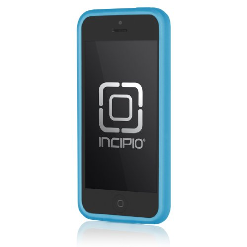 Incipio NGP Case for iPhone 5S - Retail Packaging - Translucent Blue Photo #4