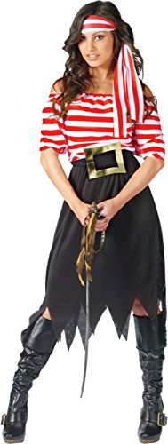 Morris Costumes Pirate Maiden Adult]()
