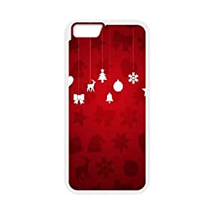 Christmas Ornaments by Kyle Revony iPhone 6 4.7 Inch Cell Phone Case White Delicate gift AVS_634568