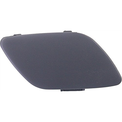 Mercedes Tow Hook Cover - Evan-Fischer EVA236720853 Front Bumper Tow Hook Cover for C-Class 08-11 Paint To Match