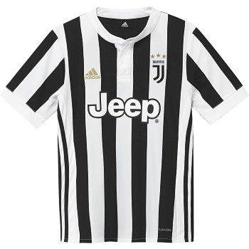 adidas YOUTH Juventus Home Soccer Stadium Jersey – DiZiSports Store