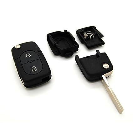 Carcasa de mando a distancia para llave de coche con 2 ...