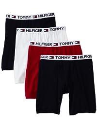 Tommy Hilfiger Men's 4-Pack Boxer Brief