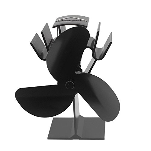wood stove top fan - 5