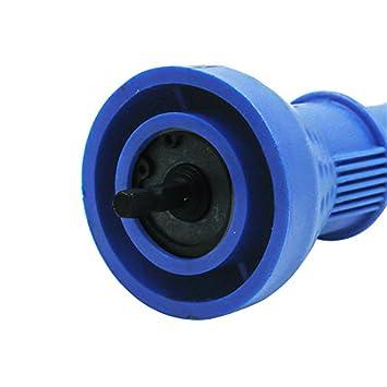 Nero Akku-Nietpistole 4EVERHOPE Elektrischer Bohrger/ät-Werkzeugsatz-Nieten-Adapter Setzen Sie das Muttern-Hand-Elektrowerkzeug-Zubeh/ör ein