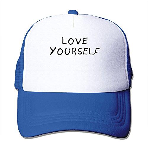 Love Yourself Justin Bieber Song Fashionl Snapback (Bieber Wig)