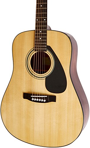 Yamaha FD01S Solid Top Acoustic Guitar (Amazon-Exclusive) by YAMAHA (Image #2)