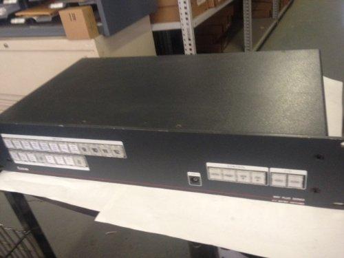 Switcher A/v Matrix (Extron 60-658EX Mav Plus Series A/V Matrix Switcher, 88 AV)