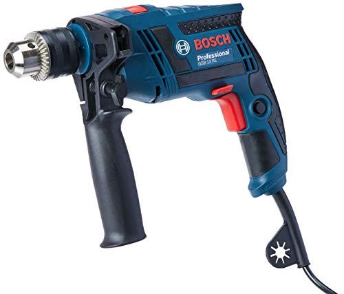 Furadeira de Impacto GSB 13 RE 220V, Azul, Bosch 060123D5E2-000