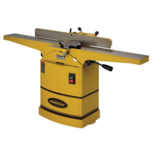 Powermatic 1791317K 54HH 6-Inch Jointer with helical -