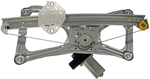 Dorman 748-477 Front Passenger Side Power Window Regulator and Motor Assembly for Select Honda Models