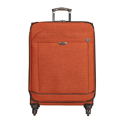 Ricardo Beverly Hills Suit (Ricardo Beverly Hills Malibu Bay 25-inch Spinner Upright Suitcase Suitcase, Orange)