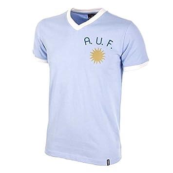 COPA Football - Camiseta Retro Uruguay años 1970: Amazon.es: Deportes y aire libre