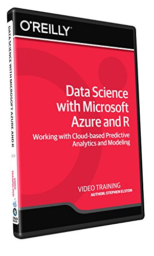 Price comparison product image Data Science with Microsoft Azure and R - Training DVD