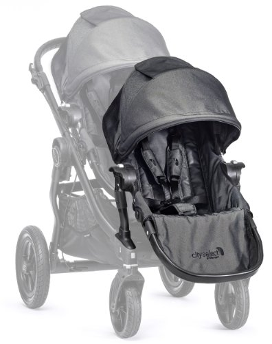Baby Jogger City Select Second Seat Kit, Black by Baby Jogger (Image #1)