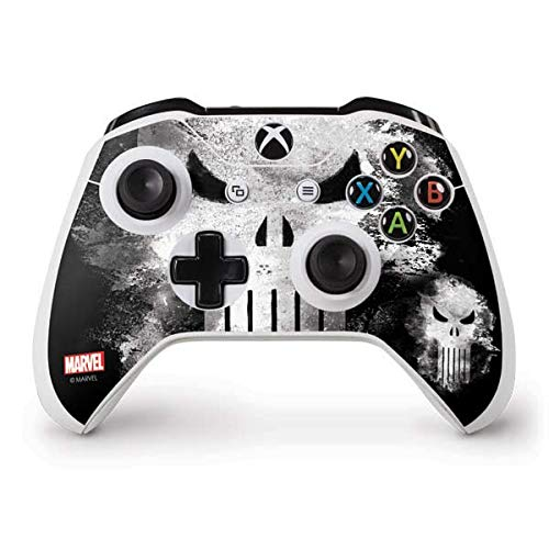 The Cheapest Price Punisher Xbox One S 2 Sticker Console Decal Xbox One Controller Vinyl Skin Video Games & Consoles