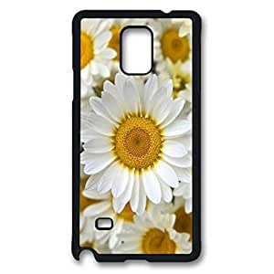 iCustomonline Sunflower Back Cover Snap on Case for Samsung Galaxy Note 4