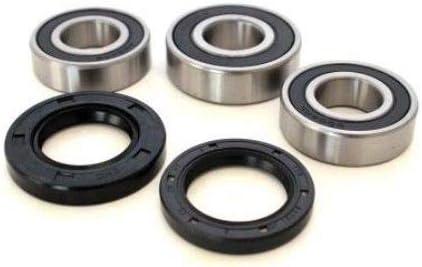 Boss Bearing H-CR125-RW-00-05-2J3-8 Rear Wheel Bearings and Seals Kit for Honda CRF250R 2004-2012