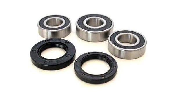 Rear Wheel Bearings and Seals Kit Boss Bearing Suzuki RM125 1998 1999