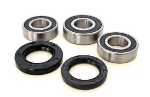 (Boss Bearing H-CR125-RW-00-05-2J3-7 Rear Wheel Bearings and Seals Kit for Honda CR125R 2000-2007)