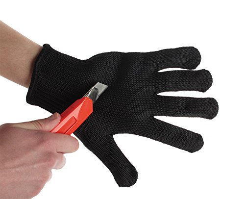 Cut Resistant Gloves, Ce Level 5 Cut Protection Per En388. Comfortable and Very Flexible. Pair. image
