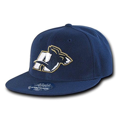 W REPUBLIC APPAREL Freshman Fitted Acrylic High Definition Cap, Navy, 7.625 - Freshman Fitted Cap
