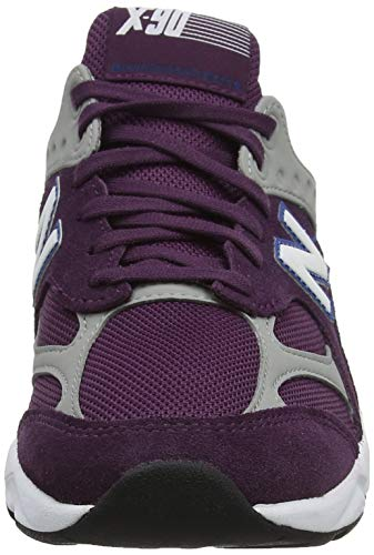New Cf Sneaker Uomo Currant X Away Balance 90 Grey team Viola dark SP6rqSx