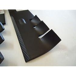 "GX20249 GX20433 (2) Mulching Blades for 42"" J"