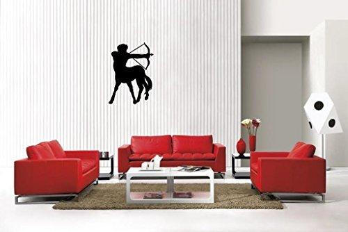 Blinggo sagittarius sty3 removable Vinyl Wall Decal Home Dicor