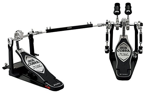 Tama Iron Cobra 900 Rolling Glide Double Bass Drum -