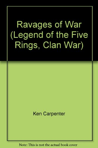 Clan War (Legend of the Five Rings)