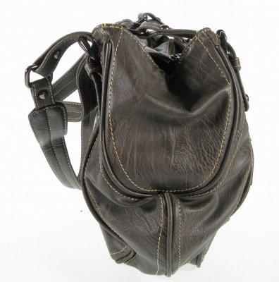Bag Street, Borsa a tracolla donna grigio grigio scuro 31cm, 8cm, 27cm,