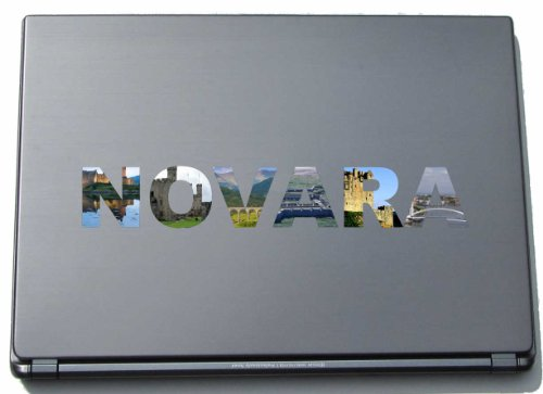 Price comparison product image Novara Laptop Sticker Laptop Skin 210 mm with sights
