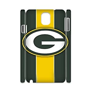 GGMMXO Green Bay Packers Phone 3D Case For Samsung Galaxy note 3 N9000 [Pattern-5]
