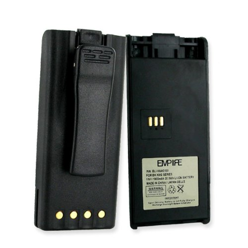 ONE Replacement Lithium Ion Battery For Bendix King KAA0100, KNG-P150, KNG-P400